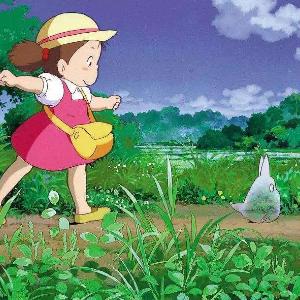 《五月の村》龙猫OST钢琴谱