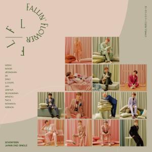 SEVENTEEN - 舞い落ちる花びら (Fallin  Flower)【独奏谱】钢琴谱