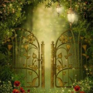 秘密的庭院-理查德钢琴谱