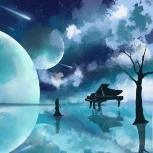 A Little Story钢琴谱