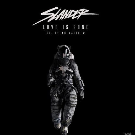 Love Is Gone钢琴独奏华丽版五线谱,Slander/Dylan Matthew,英伦风格