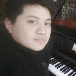 跃动与静流钢琴谱