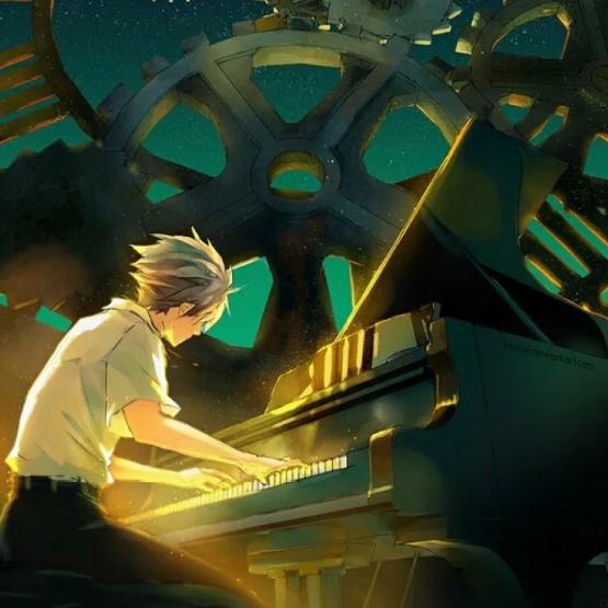醉赤壁(C调版)钢琴谱