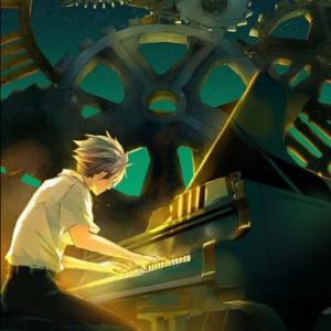红昭愿(C调版)钢琴谱
