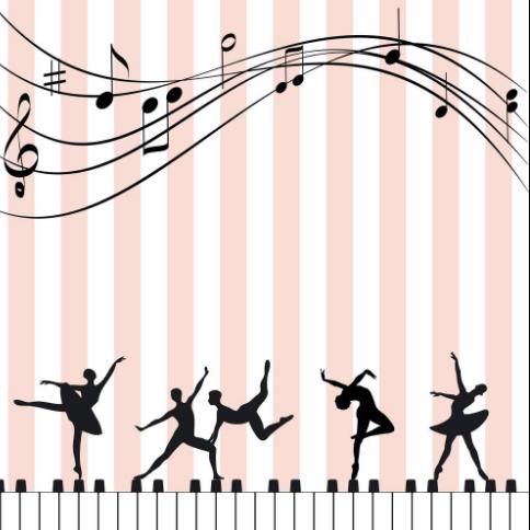 钢琴四手联弹 佳节 完美版 附音频钢琴谱