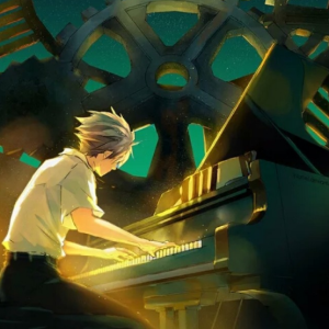 无处安放钢琴谱
