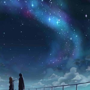 夜空中最亮的星-C调钢琴谱