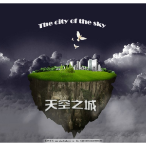 天空之城--久石让--C大调钢琴谱