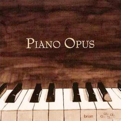 Canon In D Major钢琴简谱-数字双手-Brian Crain