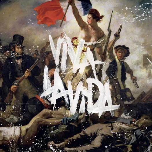 【原版弹唱谱附词】Viva La Vida-Coldplay