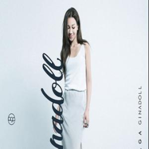 《Wonderful U》【唯美独奏】(AGA(江海迦)美妙的你 收录在专辑《Ginadoll》中)钢琴谱