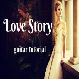 【简谱】Love Story【Taylor Swift】(爱情故事 泰勒·斯威夫特 霉霉)