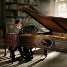 周杰伦情歌串烧(一)钢琴简谱-数字双手
