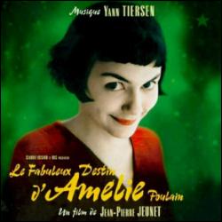 电影《天使爱美丽》配乐Comptine d'un autre été, l'après-midi   另一个夏天的童谣 Yann Tiersen  收藏 雅恩-提尔森钢琴谱