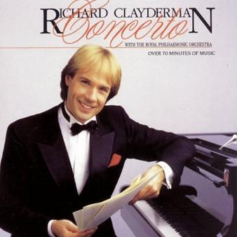 水边的阿迪丽娜(原版带指法)Ballade Pour Adeline 理查德·克莱德曼 Richard Clayderman 理查德克莱德曼钢琴谱