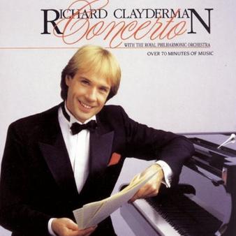 秋日的私语(原版带指法)理查德·克莱德曼 Richard Clayderman 理查德克莱德曼 A Comme Amour钢琴谱