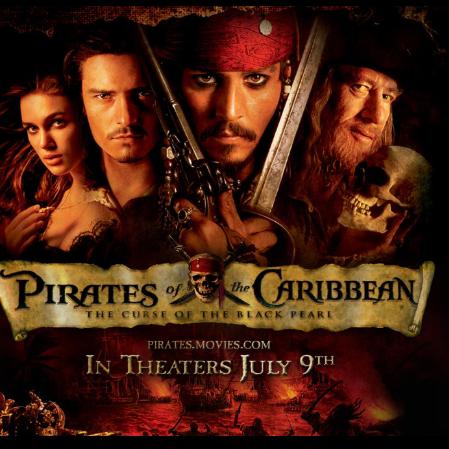 加勒比海盗/He is A Pirate