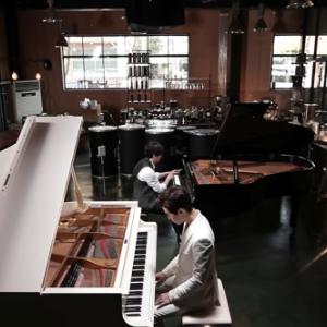 River Flows in You【双钢琴】刘宪华&李闰珉钢琴谱