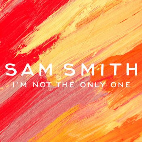 [双手简谱] I'm Not the Only One 原调 数字谱 Sam Smith 我不是唯一的一个钢琴谱