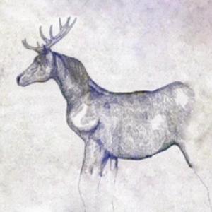 馬と鹿/马和鹿