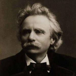 格里格 圆舞曲 带指法 op.12 no.2 Grieg Waltz 原版重制钢琴谱