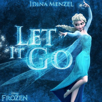 let it go 完整指法 C大调 简易版 《冰雪奇缘》主题曲  frozen 随它吧