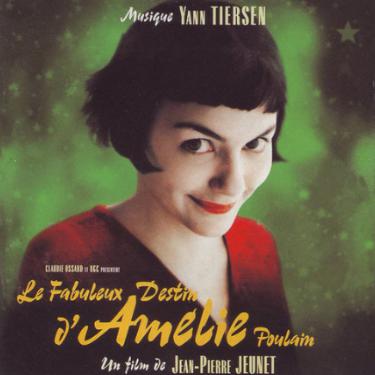 La Valse D'amelie-Yann Tiersen(天使爱美丽配乐)