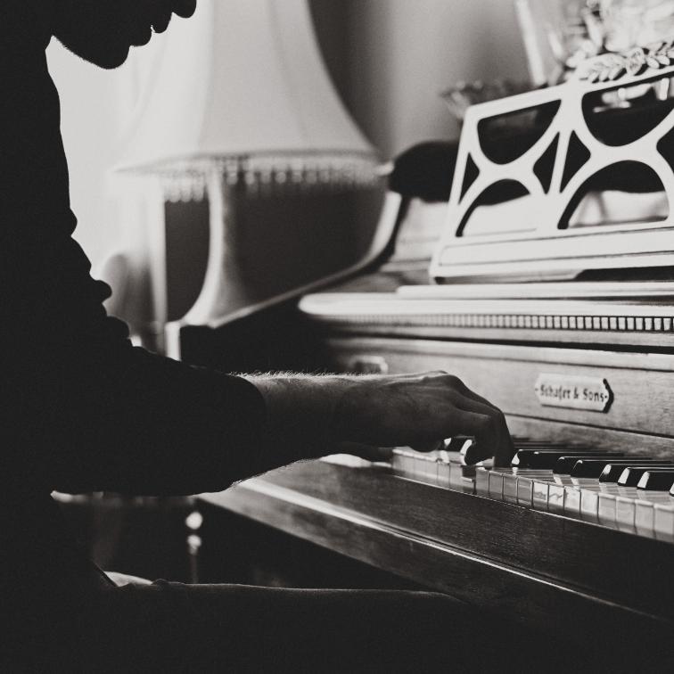 卡农 - 钢琴原版 - 帕赫贝尔 - C调 - Canon