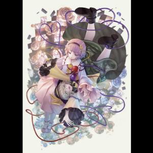 【东方地灵殿】少女觉 ~ 3rd eye钢琴谱