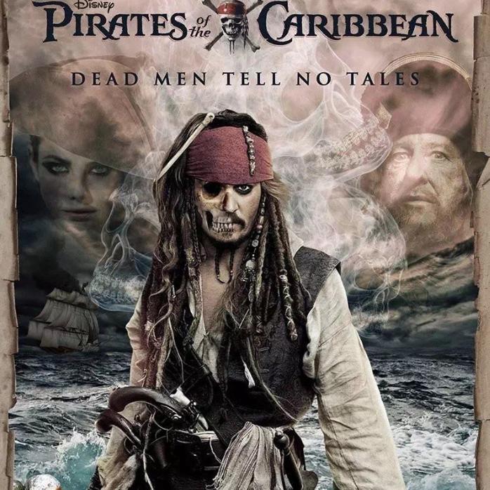 加勒比海盗主题曲《He's a Pirate》dylanf(经典钢琴版)