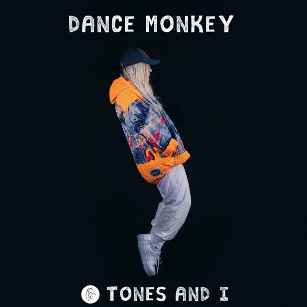 Dance Monkey 最简单版 初学者 带歌词