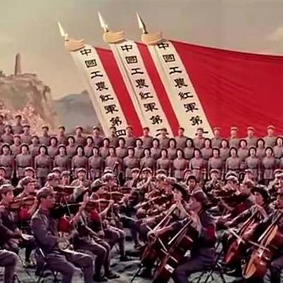 四渡赤水出奇兵(合唱钢琴伴奏)