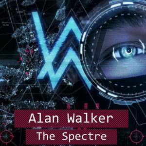 The Spectre钢琴谱