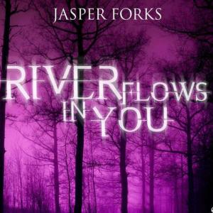 你的心河river flows in you 中国风版钢琴谱