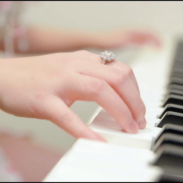 开心梦幻练音阶—左手B大调「带指法」《离乡的船》