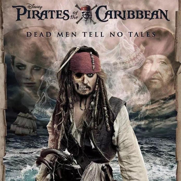 好听易弹 加勒比海盗主题曲He's a Pirate钢琴谱