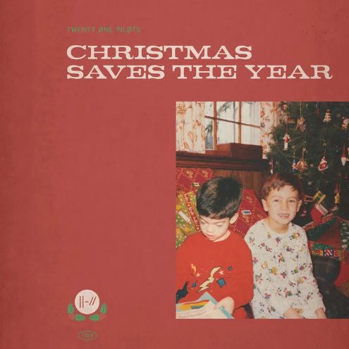 【弹唱谱】Christmas Saves the Year-Twenty One Pilots「一撇撇耶」钢琴谱