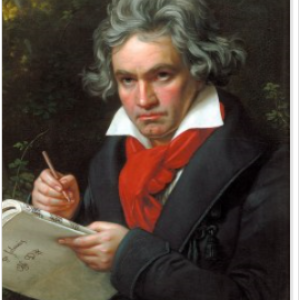 致爱丽丝  贝多芬(Ludwig van Beethoven)钢琴谱