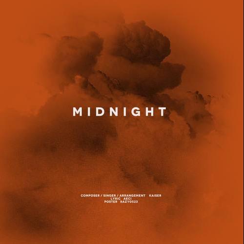 Midnight 弹唱钢琴谱
