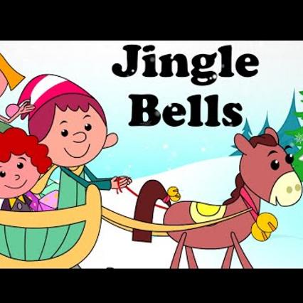 圣诞歌曲 - 铃儿响叮当 - 伴奏加强版钢琴谱