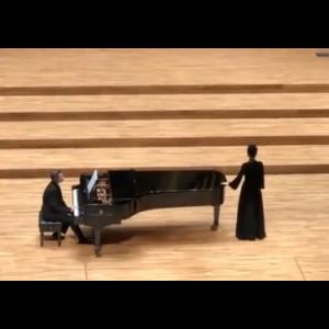 敕勒歌声乐歌谱降A调高清吴梦雪演唱版钢琴谱