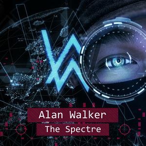 The Spectre(C调)——Alan Walker钢琴谱