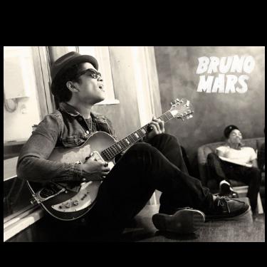 Bruno Mars 火星哥  talking to the moon 钢琴谱原版钢琴谱