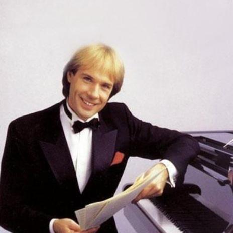 拉拉主题曲 优美简单版 克莱德曼演奏钢琴谱