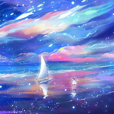 星辰大海钢琴谱
