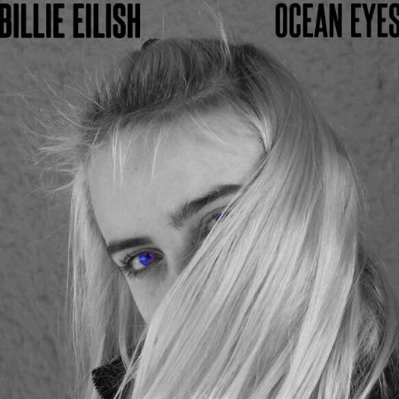 《Ocean Eyes》高还原版 简易钢琴谱