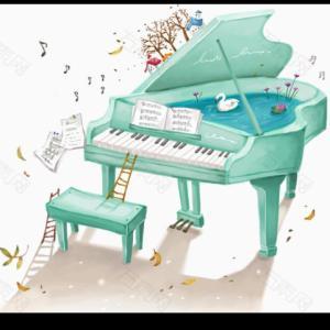 风晴时 piano ver 钢琴谱