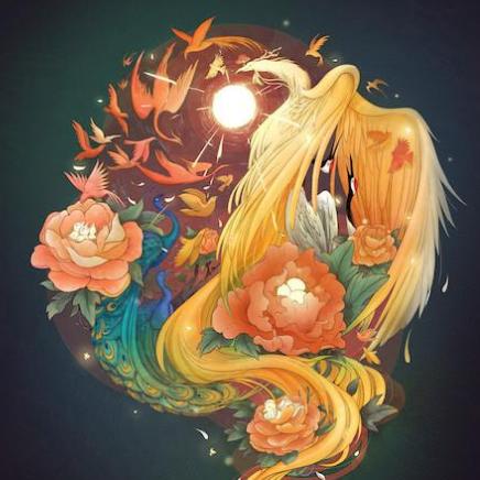 王建中-百鸟朝凤(高清重制版)钢琴谱