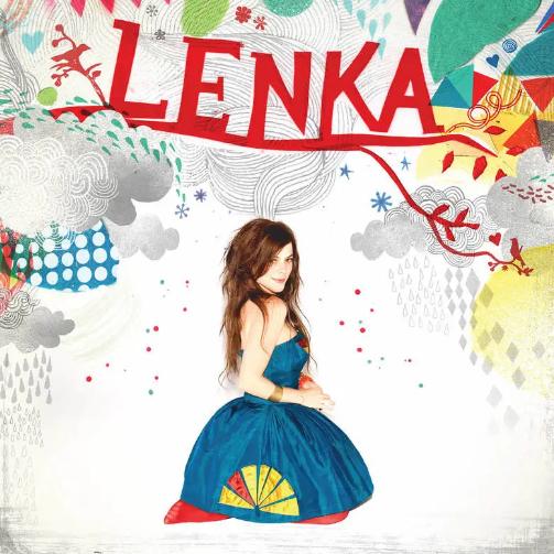 【弹唱(附和声)谱】Trouble is a Friend-Lenka「一撇撇耶」钢琴谱