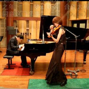 千本樱 钢琴 小提琴二重奏钢琴谱